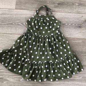 Old navy toddler dress.